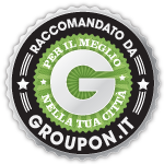 Garantito dai coupon di Groupon